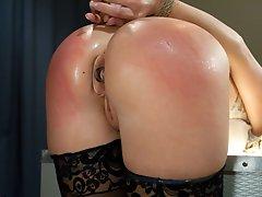 Chanel Preston dominated,...