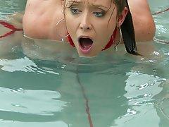 Hot, sexy Christina Carter...
