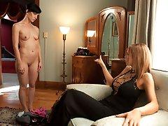 Sex worker experiences kinky...