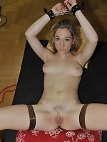 Lily Labeau cuffed widen legs