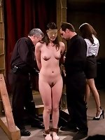 Bobbi Starr, bound, services a...