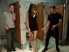 Princess Donna dominated in...
